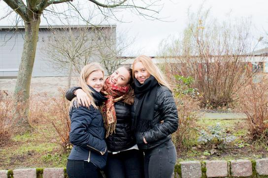 Emma Gottfridsson, Dejla Krcic & Emma Sjöberg