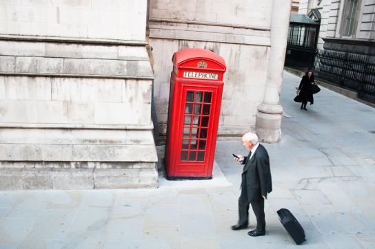 London förknippas ofta med sina gamla röda telefonkiosker. Denna attraktion är svår att missa då de står utspridda över hela staden. Har du inte fått till en bra turistbild än, så är detta det perfekta tillfället.
